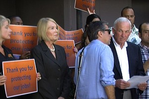Enough Signatures Gathered To Force San Diego Minimum Wag...