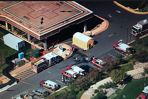 Tease photo for Ebola Scare In Pentagon Parking Lot (Video)
