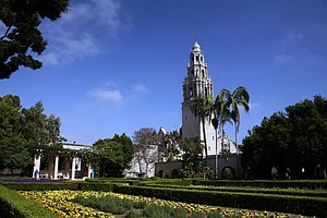 California Tower In Balboa Park Will Reopen To Public Jan. 1