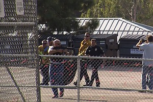 Tease photo for San Diego Public Safety Agencies Train For School Shooting