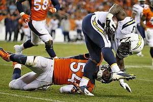 Chargers Suffer Second Straight Defeat, Lose To Broncos