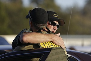 2 Sheriff's Deputies Killed In Northern California; Suspe...