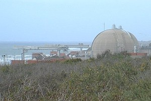 Tease photo for NRC Meets On Decommissioning San Onofre Nuclear Plant