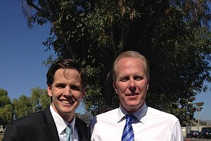 Tease photo for San Diego Mayor Faulconer Endorses Tuck In State Superintendent Race