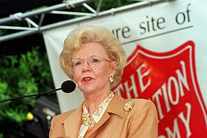 Attorney General Objects To Using Joan Kroc Gift To Pay S...
