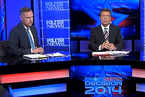 Contentious Final Debate Between Peters, DeMaio