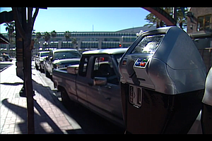 Tease photo for Smart Parking Meters Find A Home In San Diego