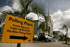 San Diego Election Turnout Could Be Lowest In 30 Years