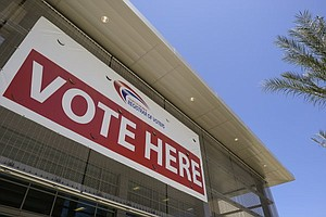 Election Day: Time To Cast Your Ballot Unless You've Alre...