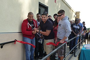 Tease photo for MiraCosta Opens Larger Veterans Information Center