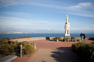 Tease photo for National Park Service To Consider Tripling Cabrillo Entrance Fees At Wednesday Meeting