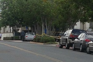 Tease photo for Off-Duty San Diego Police Officer Fatally Shoots Knife-Wielding Brother