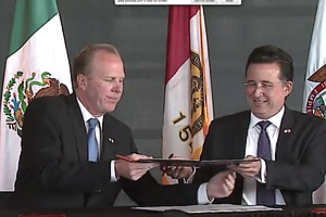 Tease photo for San Diego, Tijuana Mayors Pledge More Cooperation