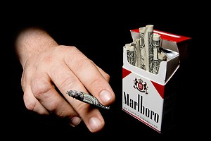 Tease photo for Some California Politicians Find Tobacco Money Hard To Resist