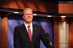 Tease photo for Mayor Kevin Faulconer On Water Recycling, More