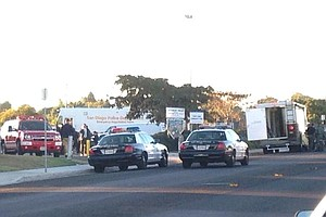Suspect In Point Loma Fatal Shooting Of 2 Taken Into Custody