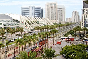 Tease photo for San Diego's Convention Center Due For Repairs, Safety Upgrade