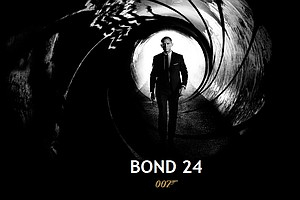 Tease photo for Bond 24 Will be Called SPECTRE