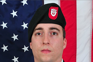 Tease photo for Special Forces Soldier Killed In Afghanistan (+Video)