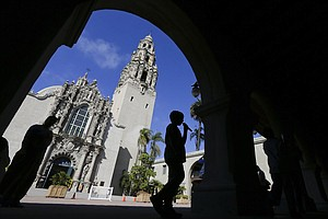 Balboa Park Centennial Celebration Kicks Off With Decembe...