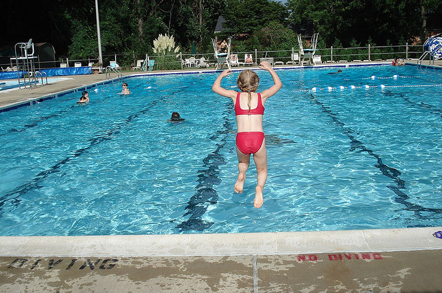 san diego unified  ymca want to put swimming pools at