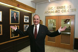 Tease photo for San Diego's Dick Enberg Wins Frick Award For Baseball Broadcasting