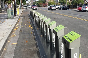 Tease photo for Bike Sharing Still Not Rolling In San Diego