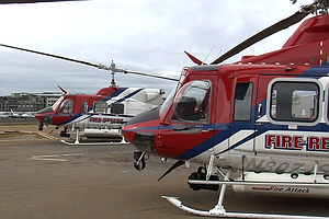 Tease photo for San Diego's Nighttime Helicopters To Fly Countywide