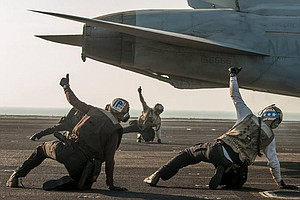 San Diego-Based USS Carl Vinson's Role In ISIS Fight Prof...
