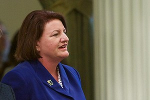 Tease photo for Toni Atkins Begins First Full Term As California Assembly Speaker