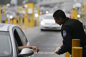 Tease photo for San Ysidro To See $216M In Funding For Expanding Port of Entry
