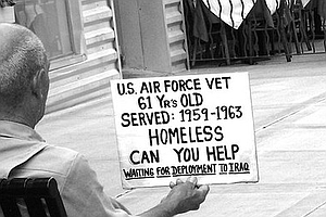 Tease photo for Ending Homelessness Among San Diego Veterans Remains A Challenge