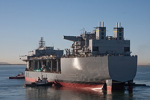 San Diego's NASSCO Gets $498M Navy Contract For Mobile La...