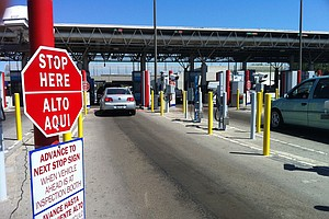 Tease photo for Ebola Scare At Otay Mesa Border Crossing Prompts Hazmat Response