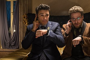 'The Interview' Will Play At San Diego's Digital Gym Thea...
