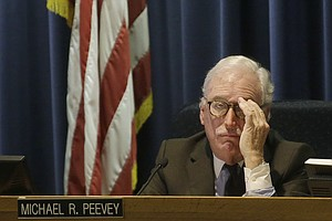 Tease photo for California Regulator Michael Peevey's Legacy Debated
