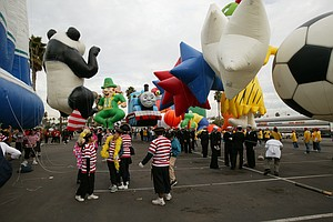Tease photo for 100K Expected To Attend Big Bay Balloon Parade