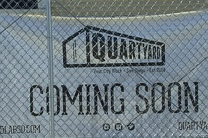 Tease photo for Temporary Park Close To Opening In San Diego's East Village