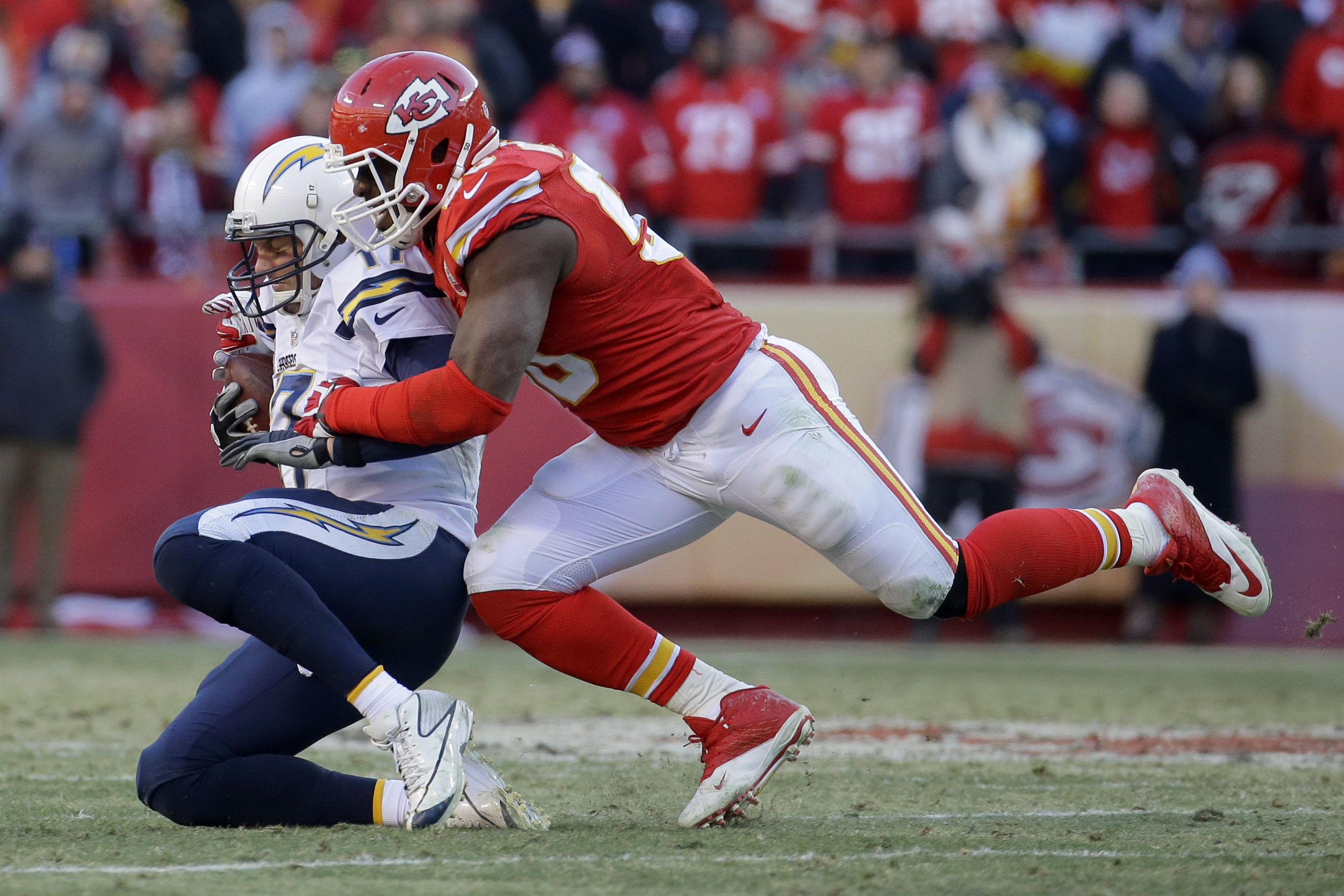 f891a42b Chargers Lose To Chiefs, Miss Playoffs | KPBS