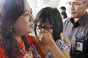 Tease photo for Search Resumes For Missing AirAsia Flight With 162 Aboard