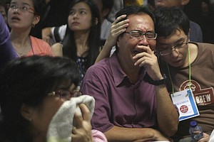 AirAsia Crash: Rescue Crews Pull Bodies, Find Plane Wreck...