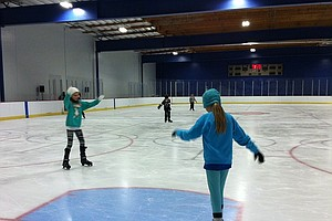 Tease photo for New Indoor Ice Rink Opens In North San Diego County