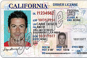Tease photo for DMV: New California Licenses Meant To Increase Safety, Not Deportations