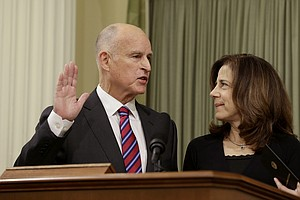 Gov. Brown Calls For Education, Health Care Reforms