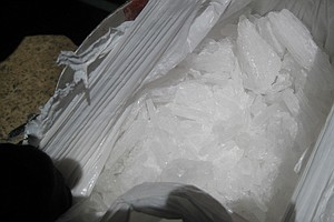 Tease photo for San Diego County's Meth Problem Not Going Away