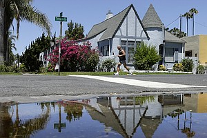 San Diego Used Less Water In November
