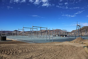 Electrical Substation In East San Diego County Goes Into ...