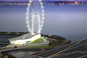 Plan In the Works To Build Ferris Wheel On San Diego's Ba...
