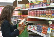 Military Families Stationed Overseas Find Commissary Shel...
