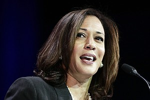 California Attorney General Kamala Harris Launches Bid Fo...